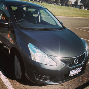 Nissan Pulsar Hatch Review